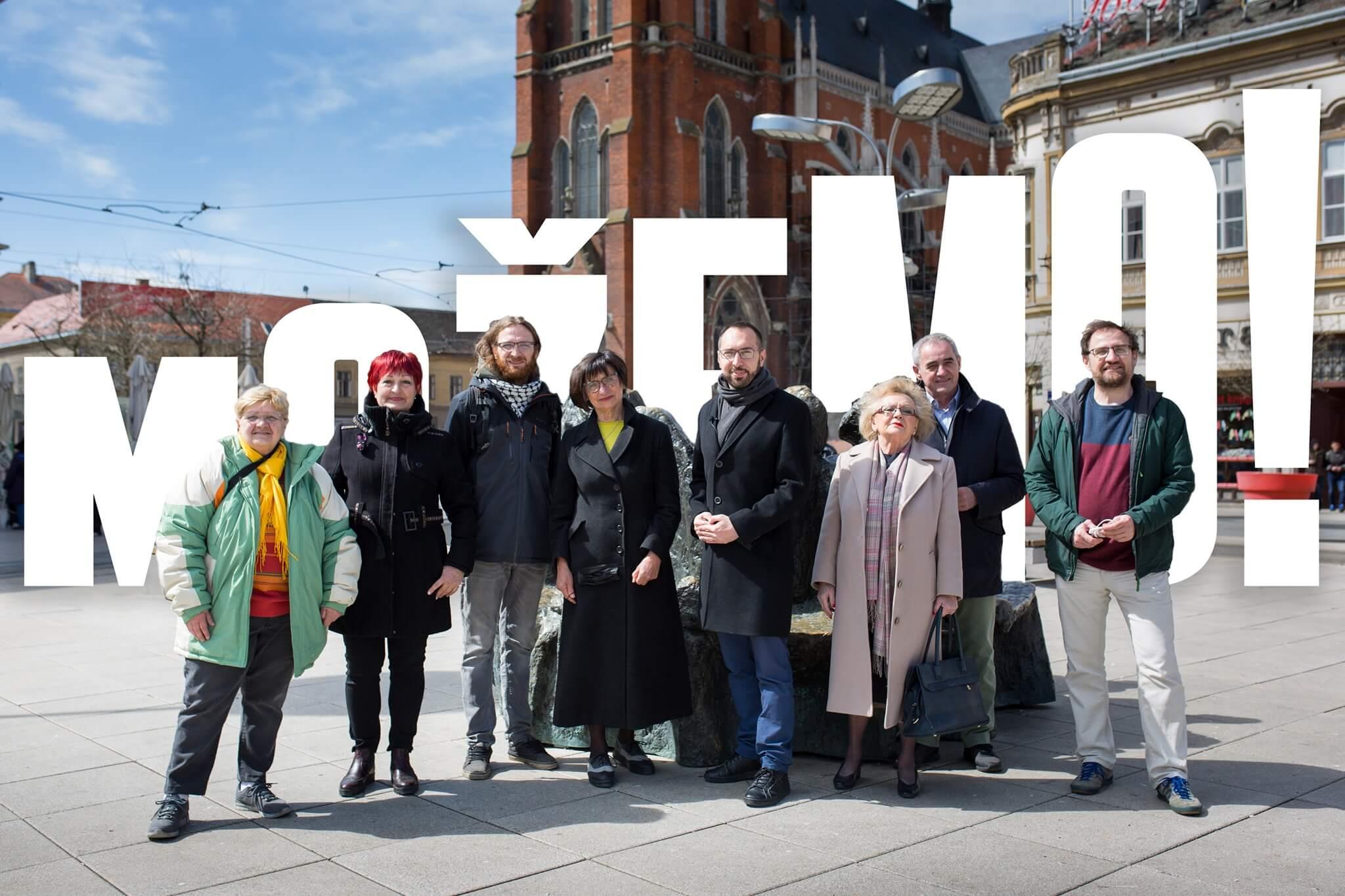 Možemo! i u Osijeku